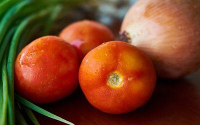 Cómo lavar y desinfectar frutas y verduras